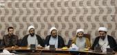 تصاویر/جلسه معارفه رئیس جدید اداره گروه های تبلیغی