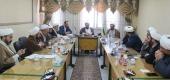تصاویر / جلسه کمیته هدایت تبلیغی استان قزوین