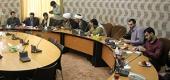 جلسه مبلغان اعزامی به جشنواه فیلم فجر