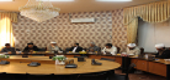 جلسه کانون مساجد