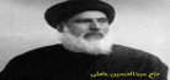 علامه سید عبد الحسین شرف الدین عاملی(ره)