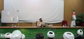 تصاویر / چهارمین جلسه دوره آموزشی تربیت مبلغ جمعیت
