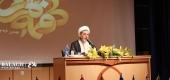 تصاویر/ اولین جلسه سلسله نشست های فاطمی با حضور حجت الاسلام و المسلمین دکتر رفیعی
