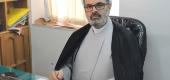 حجت الاسلام و المسلمین یحیی کمال مدیر کل امور تبلیغی