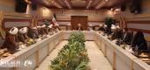 تصاویر / نشست کمیته هدایت تبلیغی استان اراک