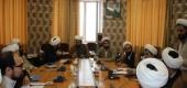 جلسه انتخابی اعضای شورای هماهنگی گروه های تبلیغی آذربایجان شرقی