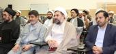 نشست بزرگداشت اساتید مرکز آموزش های کاربردی حجت الاسلام روستا آزاد و دکتر سلیمانی