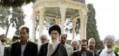 مقام معظم رهبری - حافظ شیرازی