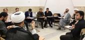 نشست هماهنگی جهت اعزام مبلغان ماه رمضان